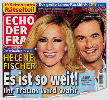 Das wünschen ihr alle - Helene Fischer - Es ist so weit! - Ihr Traum wird wahr