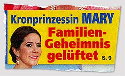 Kronprinzessin Mary - Familien-Geheimnis gelüftet
