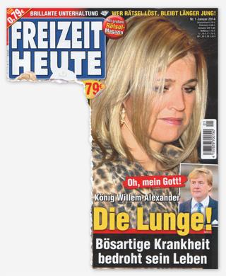 Oh, mein Gott! König Willem-Alexander - Die Lunge! Bösartige Krankheit bedroht sein Leben