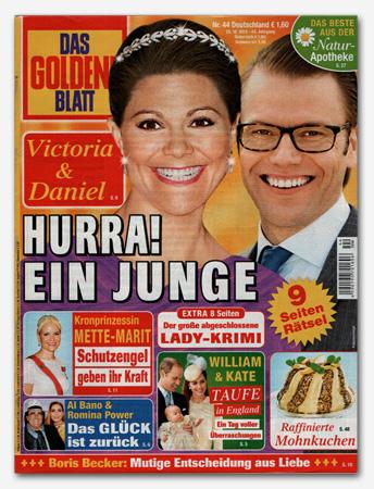 Victoria & Daniel - Hurra! Ein Junge