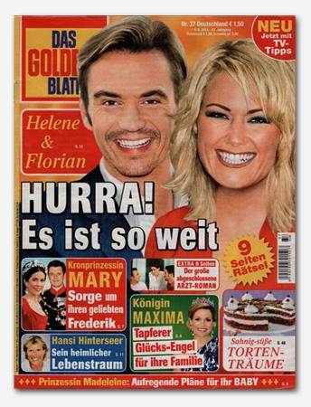 Helene & Florian - Hurra! Es ist soweit