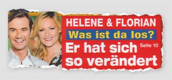 Helene & Florian - Was ist da los? Er hat sich so verändert
