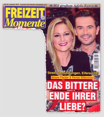 Streit, Demütigungen, Eifersucht! Helene Fischer & Florian Silbereisen - Das bittere Ende ihrer Liebe?