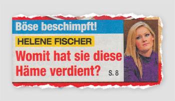 Böse beschimpft! Helene Fischer - Womit hat sie diese Häme verdient?