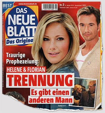 Traurige Prophezeiung: Helene & Florian - Trennung - Es gibt einen anderen Mann
