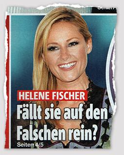 Helene Fischer - Fällt sie auf den Falschen rein?