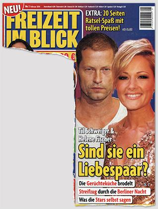 Til Schweiger & Helene Fischer - Sind sie ein Liebespaar? - Die Gerüchteküche brodelt - Streifzug durch die Berliner Nacht - Was die Stars selbst sagen