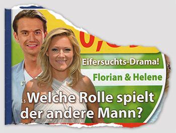 Eifersuchts-Drama! - Florian & Helene - Welche Rolle spielt der andere Mann?