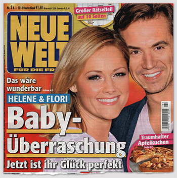 Das wäre wunderbar - Helene & Flori - Baby-Überraschung - Jetzt ist ihr Glück perfekt