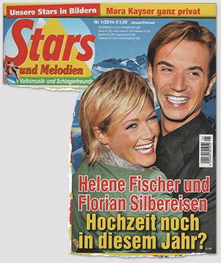 Helene Fischer und Florian Silbereisen - Hochzeit noch in diesem Jahr?
