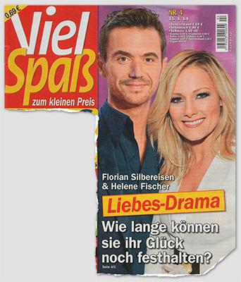 Florian Silbereisen & Helene Fischer - Liebes-Drama - Wie lange können sie ihr Glück noch festhalten?