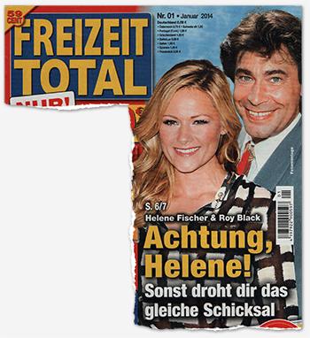 Helene Fischer & Roy Black - Achtung, Helene! Sonst droht dir das gleiche Schicksal
