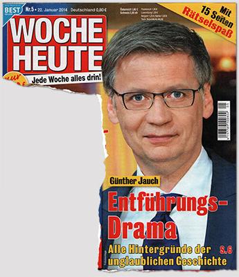 Günther Jauch - Entführungs-Drama - Alle Hintergründe der unglaublichen Geschichte
