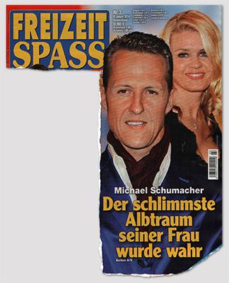 Michael Schumacher - Der schlimmste Albtraum seiner Frau wurde wahr