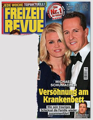 Michael Schumacher - Versöhnung am Krankenbett - Wie sein trauriges Schicksal die Familie wieder zusammenführt