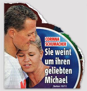 Corinna Schumacher - Sie weint um ihren geliebten Michael