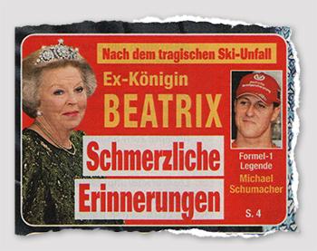 Nach dem tragischen Ski-Unfall - Ex-Königin Beatrix - Schmerzliche Erinnerungen