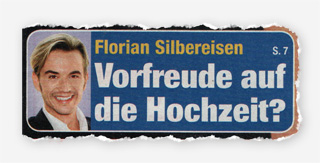 Florian Silbereisen - Vorfreude auf die Hochzeit?