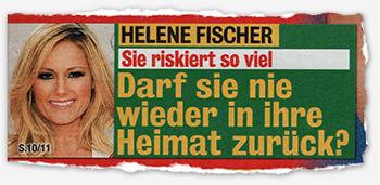 Helene Fischer - Sie riskiert so viel - Darf sie nie wieder in ihre Heimat zurück?