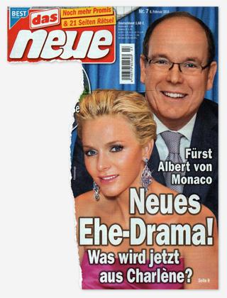 Fürst Albert von Monaco - Neues Ehe-Drama! Was wird jetzt aus Charlène?
