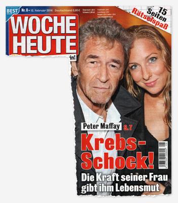 Peter Maffay - Krebs-Schock! Die Kraft seiner Frau gibt ihm Lebensmut