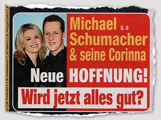 Michael Schumacher & seine Corinna - Neue HOFFNUNG! - Wird jetzt alles gut?