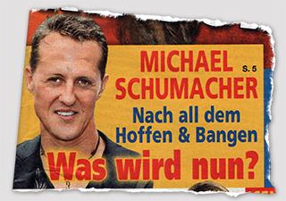 MICHAEL SCHUMACHER - Nach all dem Hoffen & Bangen - Was wird nun?