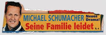 MICHAEL SCHUMACHER - Neues Drama! - Seine Familie leidet