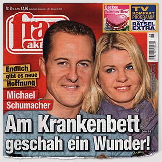 Endlich gibt es neue Hoffnung - Michael Schumacher - Am Krankenbett geschah ein Wunder!