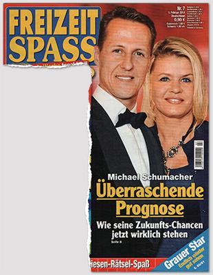 Michael Schumacher - Überraschende Prognose - Wie seine Zukunfts-Chancen jetzt wirklich stehen