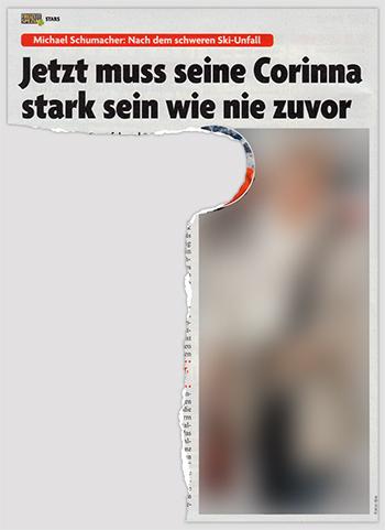 Michael Schumacher: Nach dem schweren Ski-Unfall - Jetzt muss seine Corinna stark sein wie nie zuvor