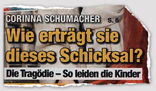 CORINNA SCHUMACHER - Wie erträgt sie dieses Schicksal? - Die Tragödie - So leiden die Kinder