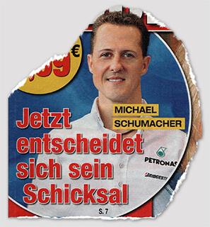 MICHAEL SCHUMACHER - Jetzt entscheidet sich sein Schicksal