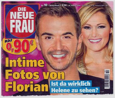 Intime Fotos von Florian - Ist da wirklich Helene zu sehen?