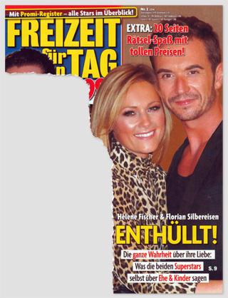 Helene Fischer & Florian Silbereisen - Enthüllt! Die ganze Wahrheit über ihre Liebe: Was die beiden Superstars selbst über Ehe & Kinder sagen