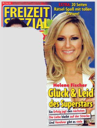Helene Fischer - Glück & Leid des Superstars - Ein Erfolgt jagt den nächsten - Die Liebe bleibt auf der Strecke - Und Verherer gibt es viele