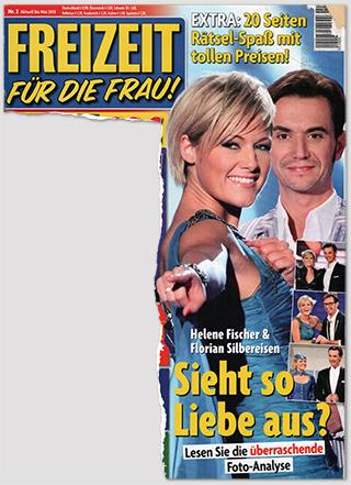 Helene Fischer & Florian Silbereisen - Sieht so Liebe aus? Lesen Sie die überraschende Foto-Analyse