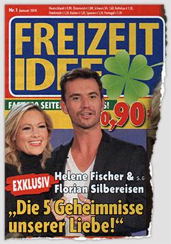 """EXKLUSIV - Helene Fischer & Florian Silbereisen - """"Die 5 Geheimnisse unserer Liebe!"""""""
