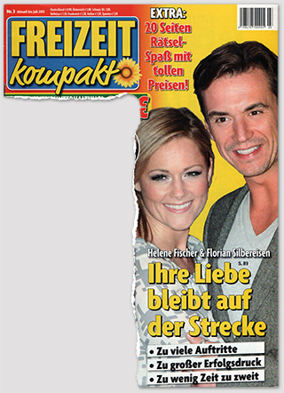 Helene Fischer & Florian Silbereisen - Ihre Liebe bleibt auf der Strecke - Zu viele Auftritte - Zu großer Erfolgsdruck - Zu wenig Zeit zu zweit