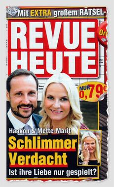 Haakon & Mette-Marit - Schlimmer Verdacht - Ist ihre Liebe nur gespielt? Zu sehen ist ein Foto von Norwegens Kronprinzessin Mette-Marit, die bei einer Trauerfeier zum Attentat auf der Insel Utøya weint.