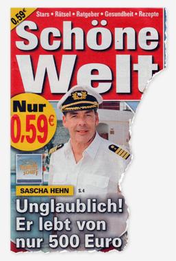 Sascha Hehn - Unglaublich! Er lebt von nur 500 Euro