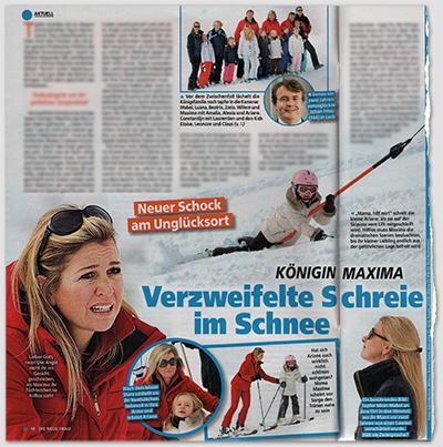 """Ausriss: """"Die neue Frau"""", Nr. 10/2014"""