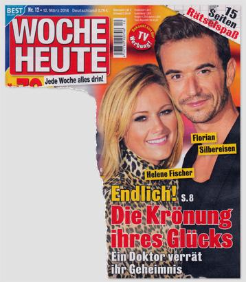 Helene Fischer - Florian Silbereisen - Endlich! Die Krönung ihres Glücks - Ein Doktor verrät ihr Geheimnis