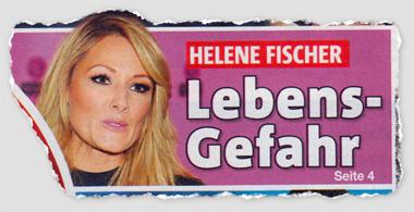 Helene Fischer - Lebens-Gefahr