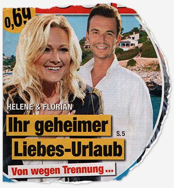 Helene & Florian - Ihr geheimer Liebes-Urlaub - Von wegen Trennung ...