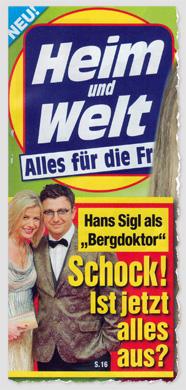"Hans Sigl als ""Bergdoktor"" - Schock! Ist jetzt alles aus?"