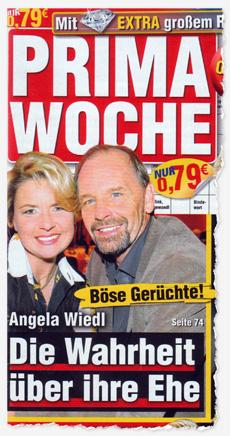 Böse Gerüchte - Angela Wiedl - Die Wahrheit über ihre Ehe