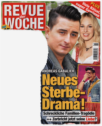 Andreas Gabalier - Neues Sterbe-Drama! Schreckliche Familien-Tragödie ++ Zerbricht jetzt seine Liebe?