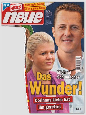 Michael Schumacher - Das Wunder! - Corinnas Liebe hat ihn gerettet