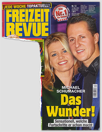 Michael Schumacher - Das Wunder! - Sensationell, welche Fortschritte er macht